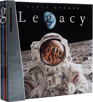 The Legacy Collection Digitally Remixed/Remastered Edition - Numbered